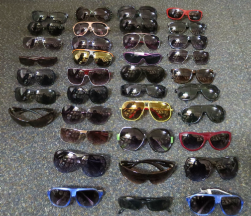 Joblot 37 x By Solaris, UV Adult/Junior Designer Sunglasses Cat 3-4